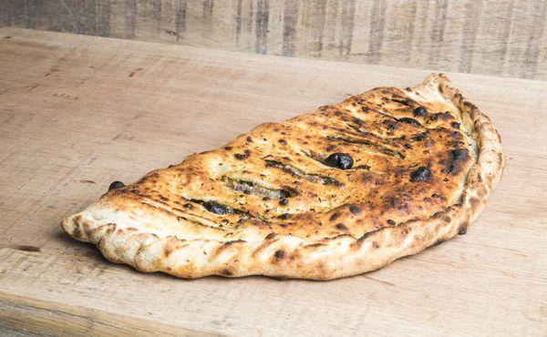 Pizza les 2 frangins - Marseille Negresco - CHAUSSON SCAROLE