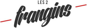 Pizza les 2 frangins - Negresko - Logo