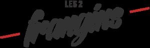 Pizza les 2 frangins - Negresko - Logo